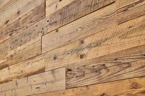 Texture de revêtement de bois vintage